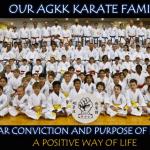 AGKK – Australian GoJu Kai Karate - Our AGKK Karate Family
