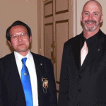 AGKK – Australian GoJu Kai Karate - Men in Black Suit