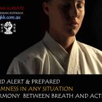 AGKK – Australian GoJu Kai Karate - Meditation