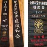 JFK Belts