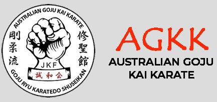 AGKK – AUSTRALIAN GOJU KAI KARATE