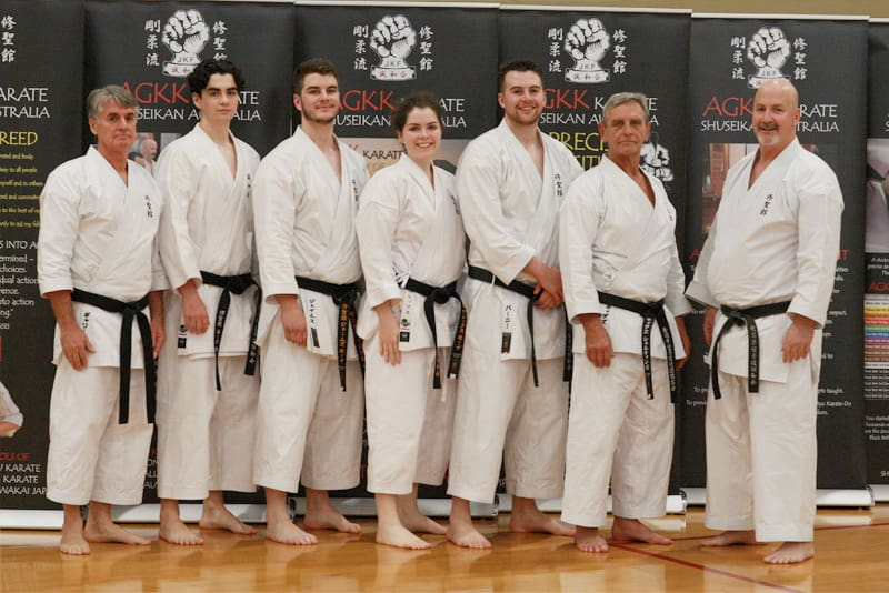 AGKK – Australian GoJu Kai Karate - Philosophy of Karate