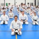 AGKK – Australian GoJu Kai Karate - Seiichi Fujiwara Seminar