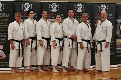 AGKK Black Belts