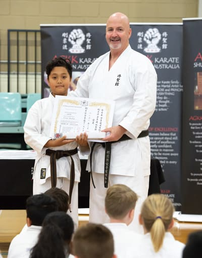 AGKK – Australian GoJu Kai Karate - Karate Class for Children