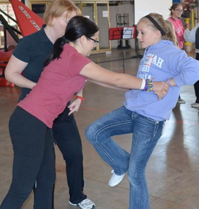 Student Self Defence against Bullying