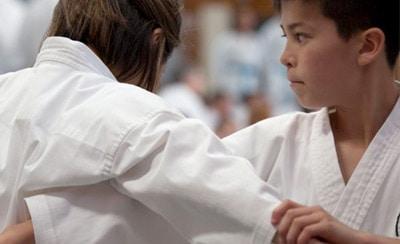AGKK – Australian GoJu Kai Karate - Children Training in Karate