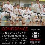 AGKK – Australian GoJu Kai Karate - Confidence