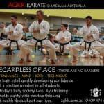 AGKK – Australian GoJu Kai Karate - Regardless of Age