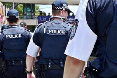 AGKK – Australian GoJu Kai Karate - Police Officers