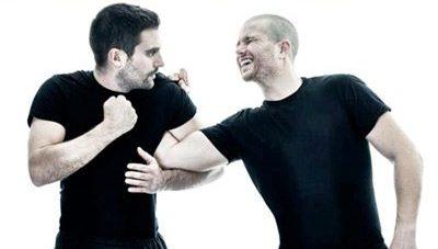 Mens Self Defence Scenario