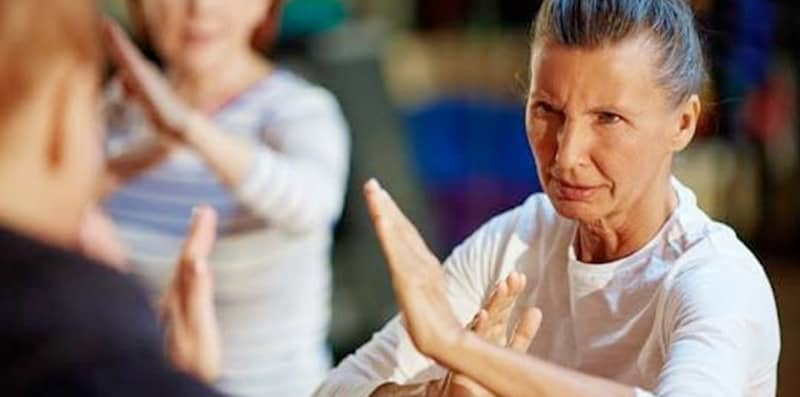Self Defence for Seniors