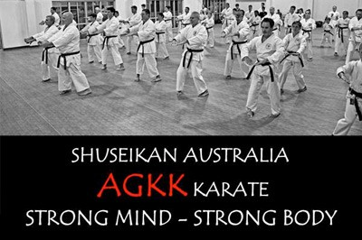 AGKK – Australian GoJu Kai Karate - Martial Arts Brisbane - Strong mind strong body