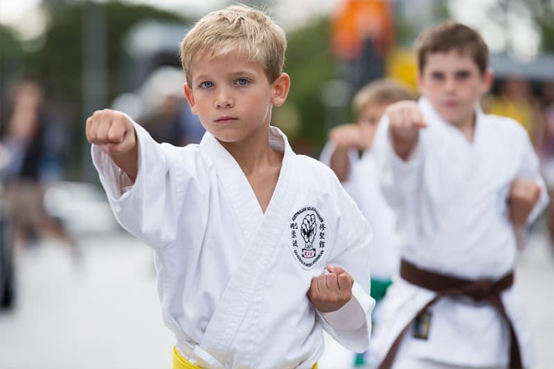 AGKK Karate Classes for Children