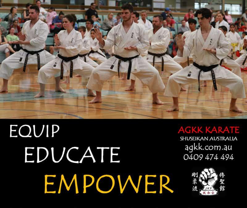 Equip Educate Empower