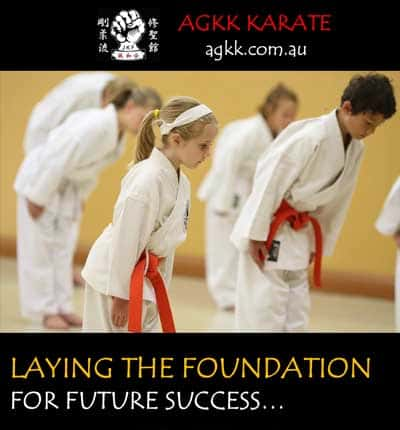 Martial Arts and Karate are Good for Children and Families