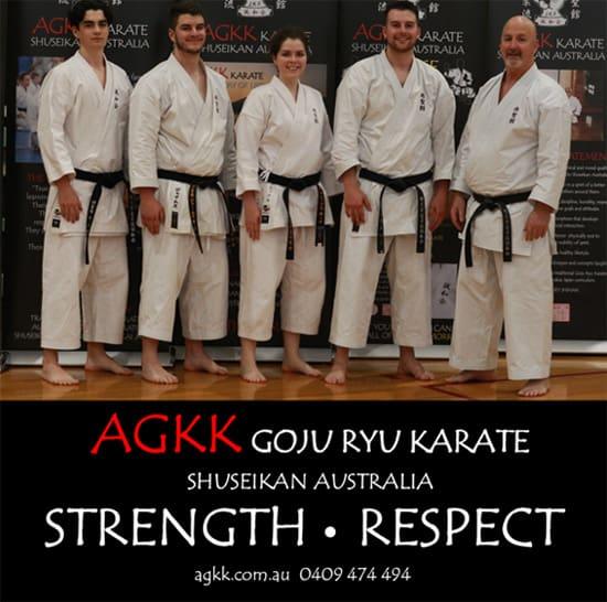 Strength - Respect