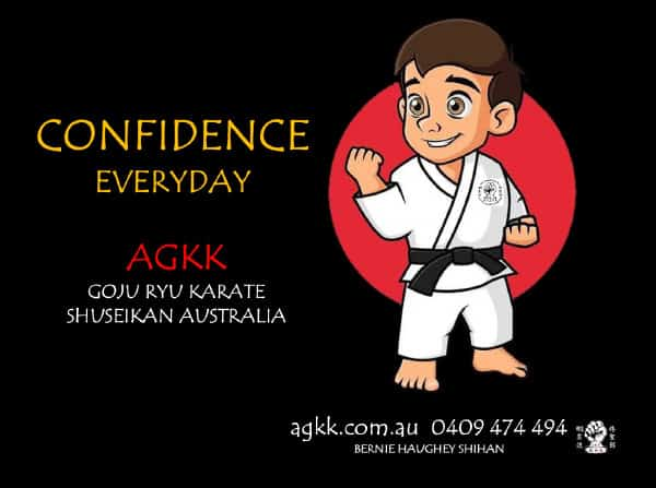 Confidence Everyday - Free Karate and Martial Arts classes