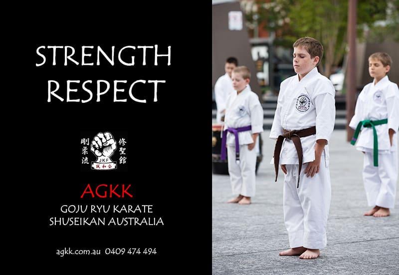 Strength - Respect - AGKK Martial Arts