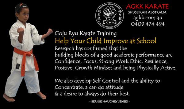 BRisbane Kids Karate