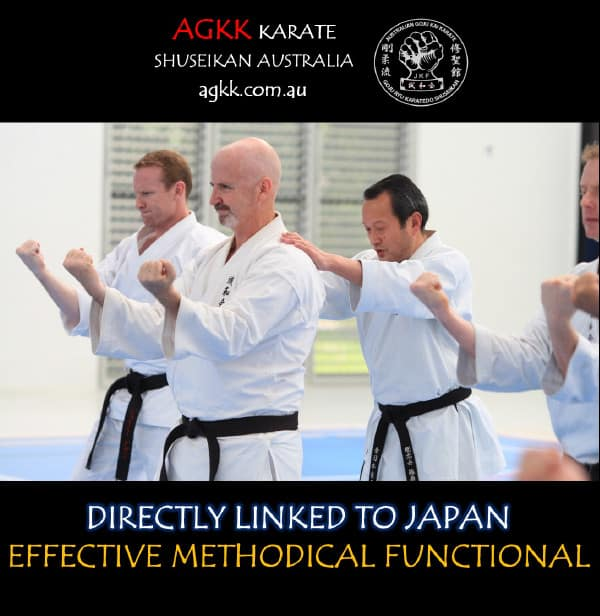 AGKK Karate School - Directly linked to Japan