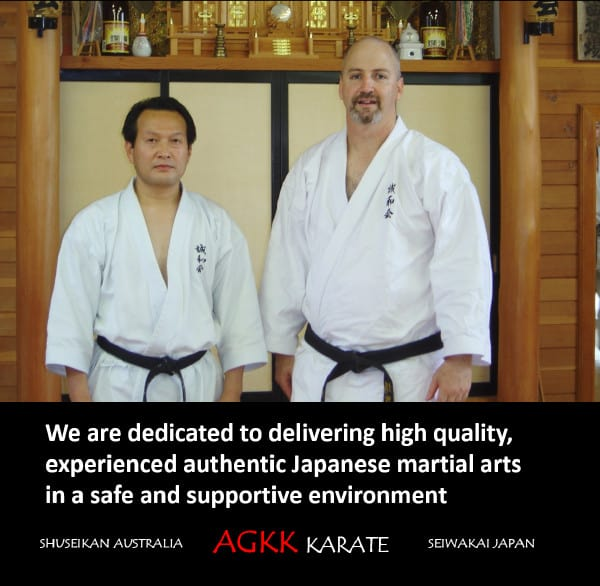 Dedicated to delivering high quality, experienced and authentic Japanese martial arts in a safe and supportive environment.