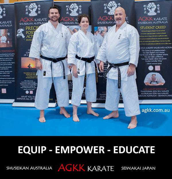 Karate Classes In Brisbane - Equip - Empower- Educate