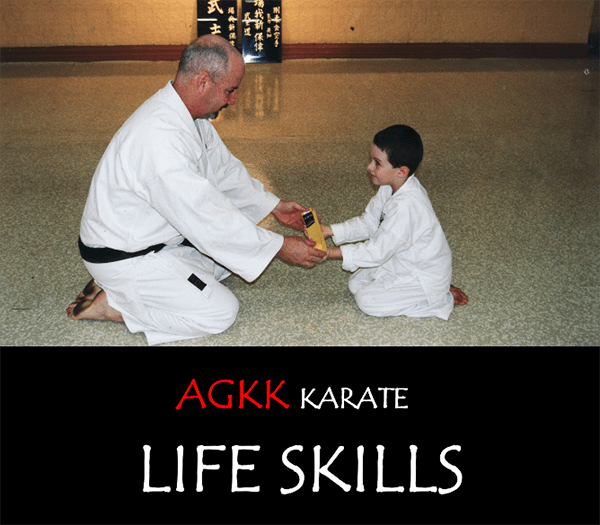 AGKK Karate Life Skills