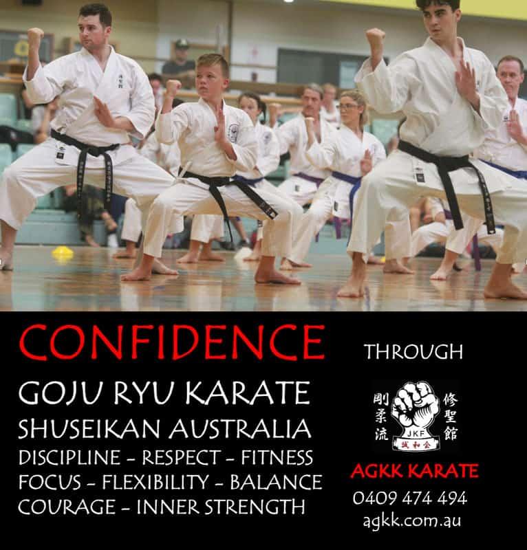 AGKK Brisbane Martial Arts Club