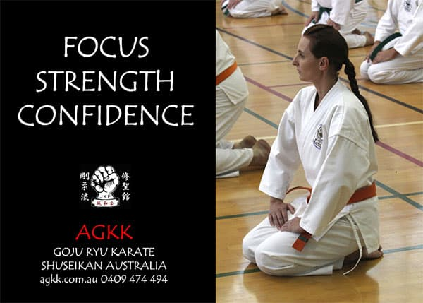 AGKK Brisbane Martial Arts Club - Focus, Strength and Confidence