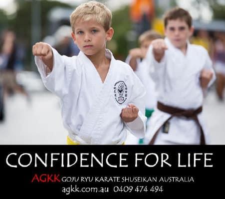 AGKK Karate - Confidence for life