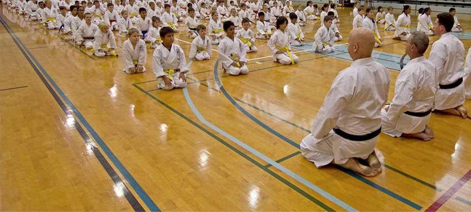 Welcome to AGKK Australian Goju Kai Karate
