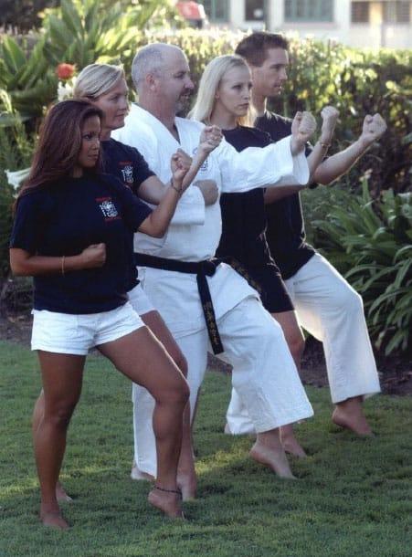 Brisbane MArtial Arts and Karate Students