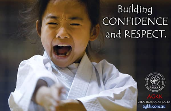 Building Confidence and Respect