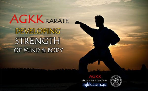 Developing Strength of Mind and Body