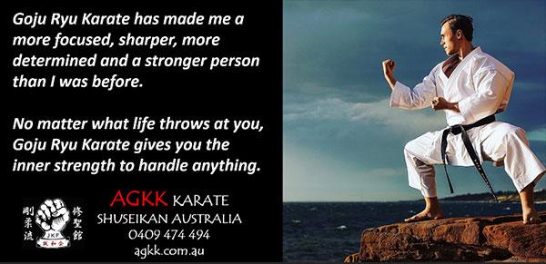AGKK - Inner Strength