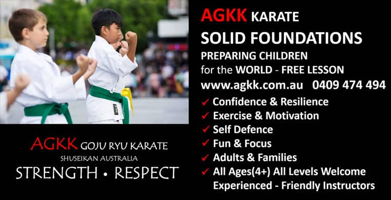 AGKK KArate - Solid Foundations