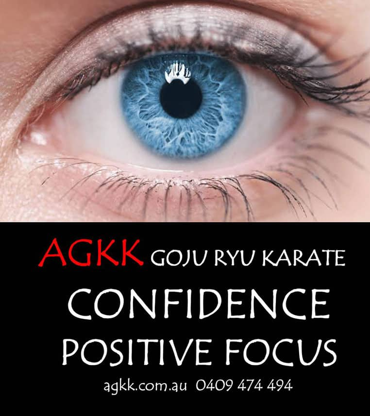 AGKK Karate - Confidence - Positive Focus