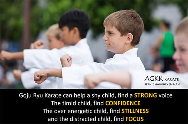 FInd a Strong Voice at Brisbane's Best Martial Arts SChool - AGKK